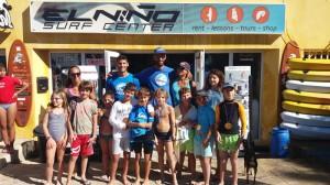 El Niño Surf Race