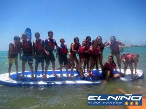 Surf Camp 7 al 11 de Julio