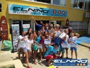 Surf Camp 28 Julio al 1 Agosto